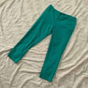 Springtime pants Size 6 pre-owned